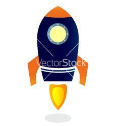 Boom clipart rocket blast. Ship image cartoon off