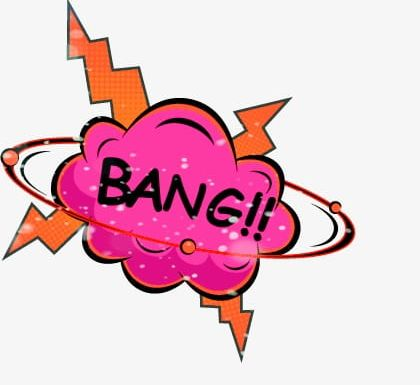 Boom clipart sign. Explosion png cloud