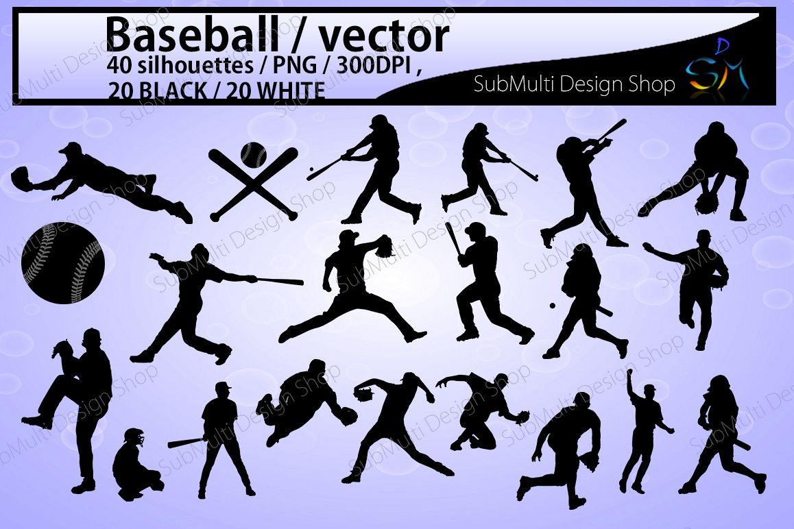 Baseball svg sv design. Boom clipart silhouette