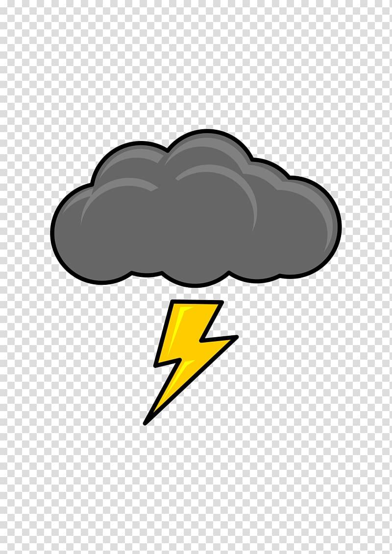 Lightning thunder background png. Thunderstorm clipart transparent