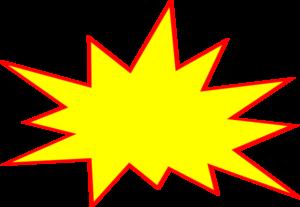 Boom clipart vector. Baits background clip art