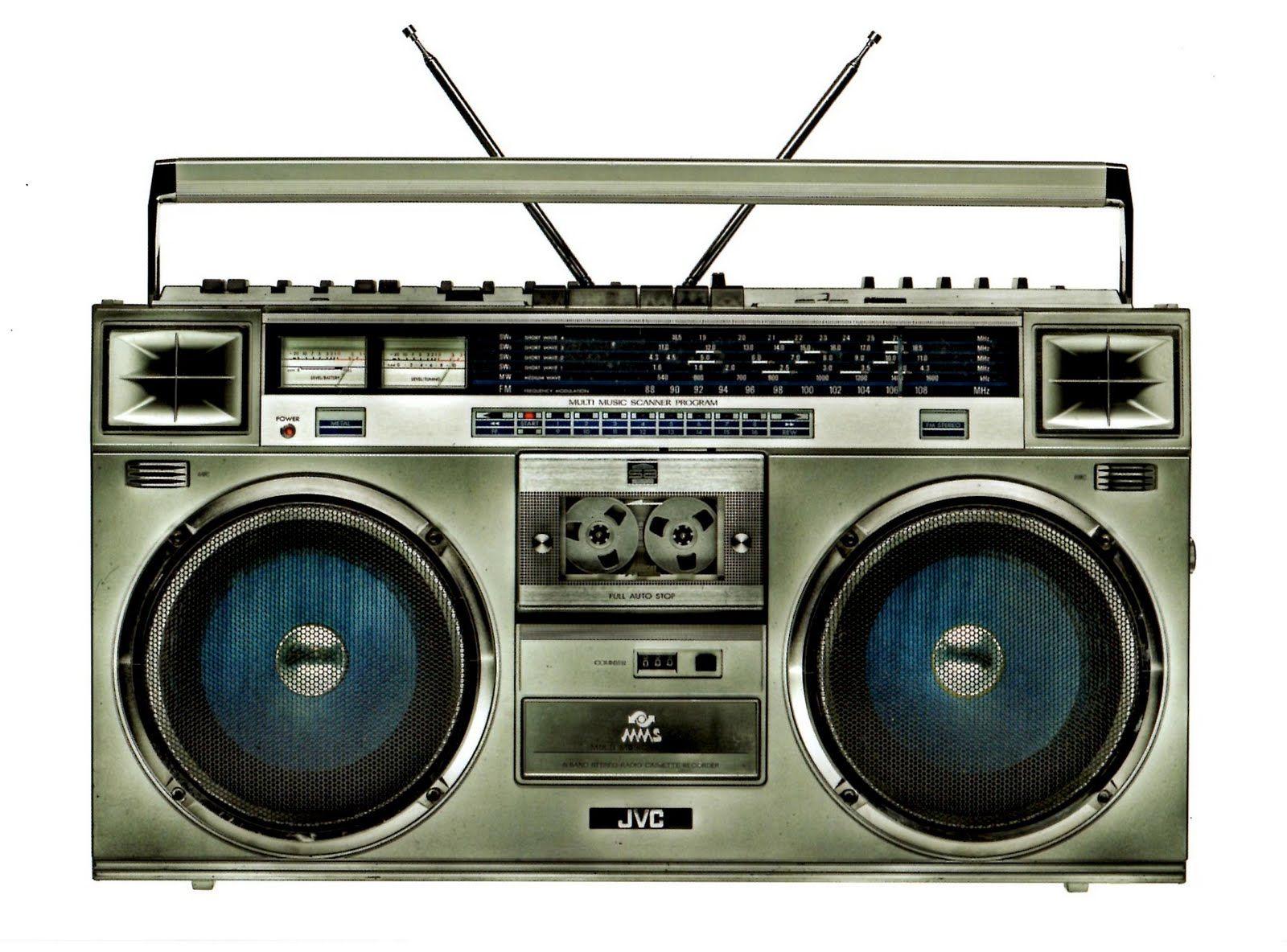 80's clipart tape recorder. Boombox clip art google