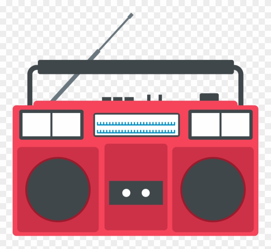 Boombox clipart. Clip royalty free cassette