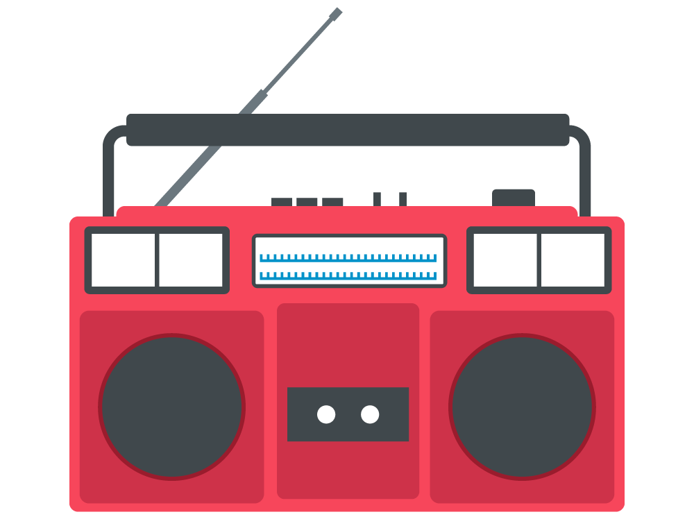 Boombox clipart animated. Boom box cartoon images