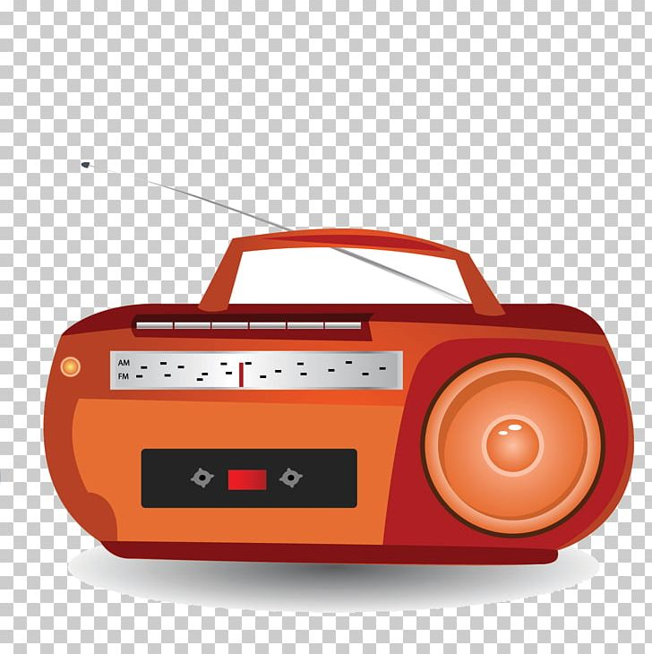 Radio cartoon png broadcasting. Boombox clipart animated