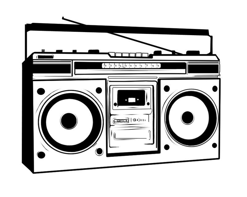 Image result for cartoon. Boombox clipart animated