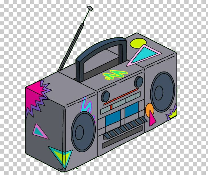 Boombox clipart animated. S animation png d