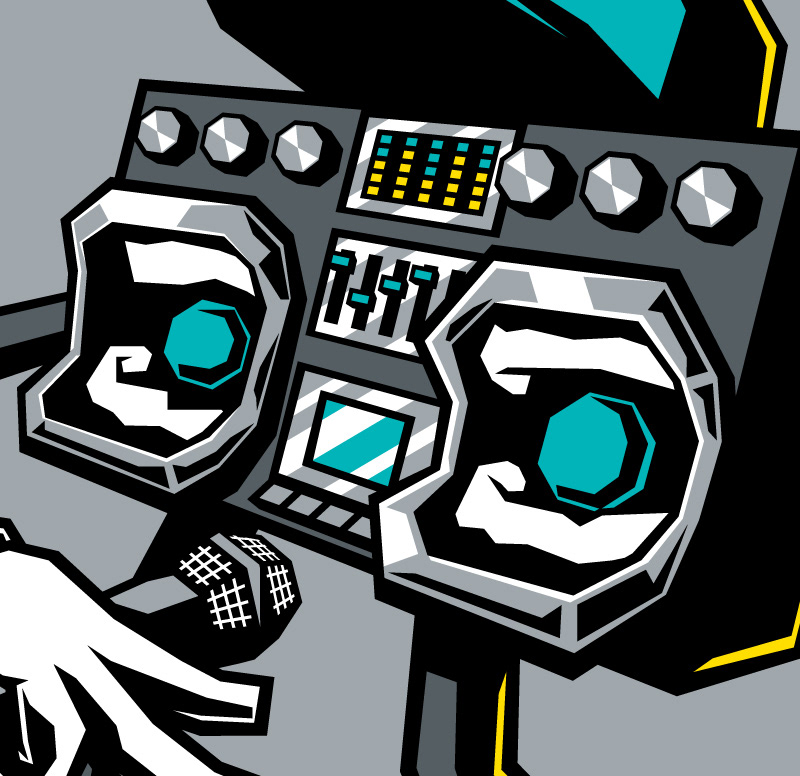 Derin ciler back to. Boombox clipart beatbox