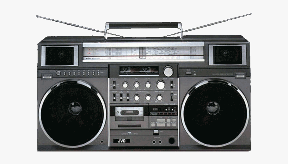 Boombox clipart cassete. Transparent background cassette tapes