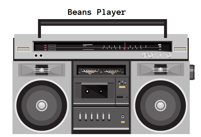 Tape sound drawing graphics. Boombox clipart cassete