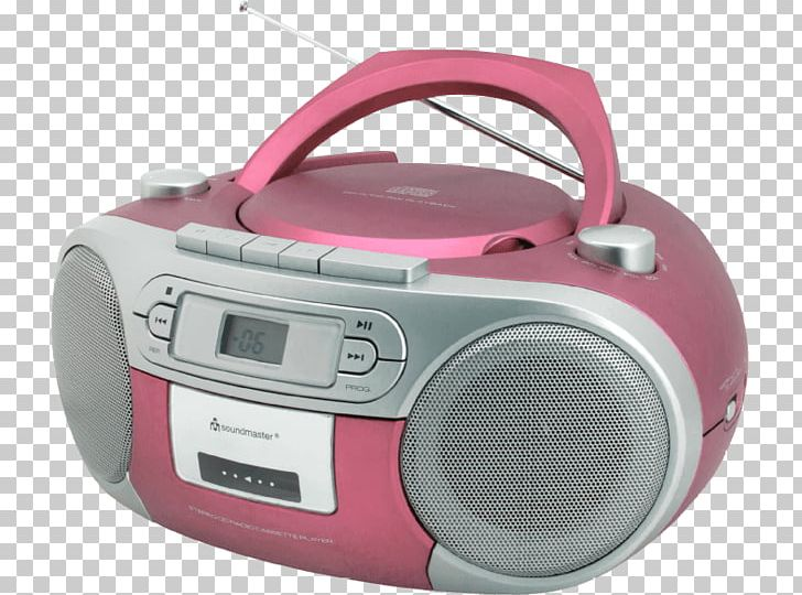Boombox clipart cd player. Compact disc cassette soundmaster