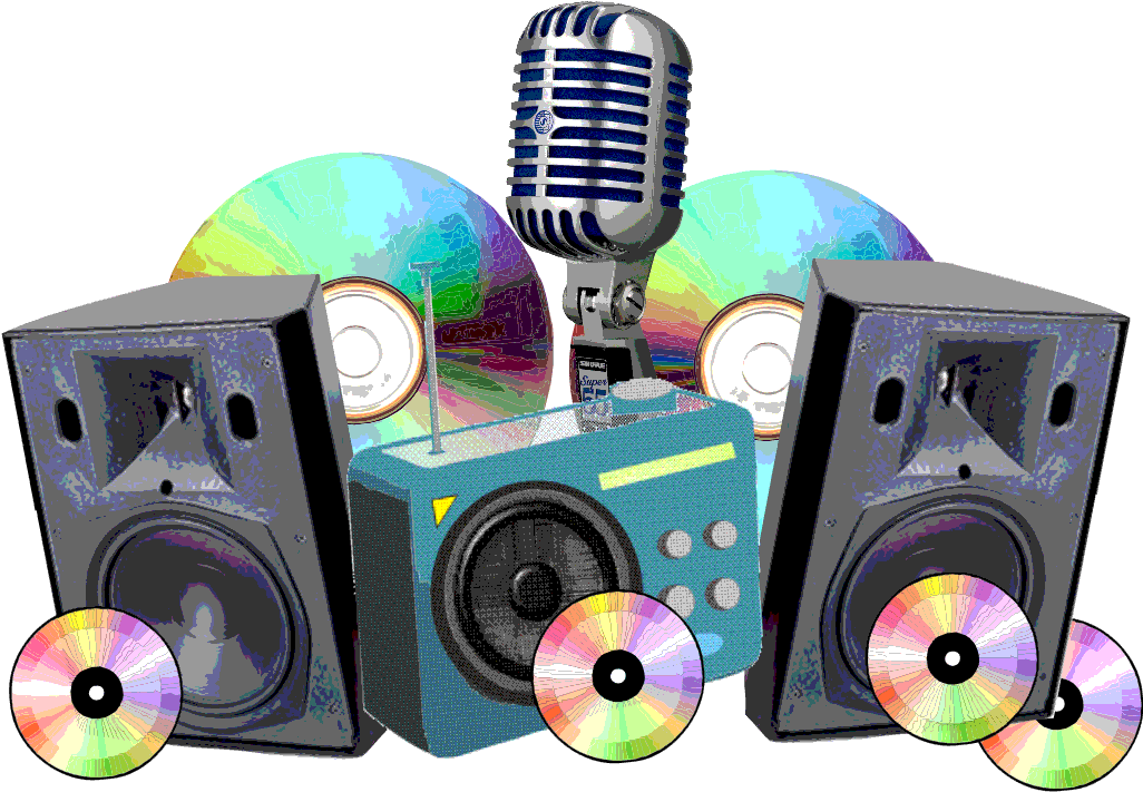 Boombox clipart classic. Jpg transparent download rock