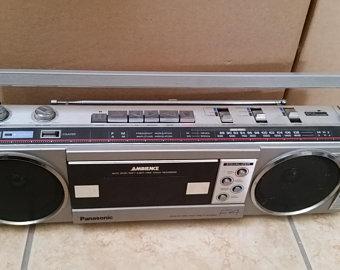boombox clipart loud radio