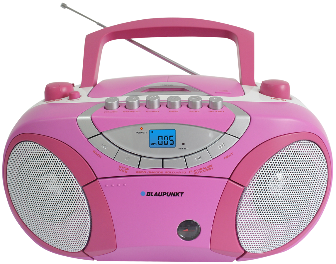 Blaupunkt . Boombox clipart music player