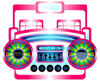 Boombox clipart svg. Clipartist net clip art