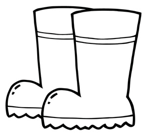 Cowboy panda free bootsclipart. Boots clipart black and white