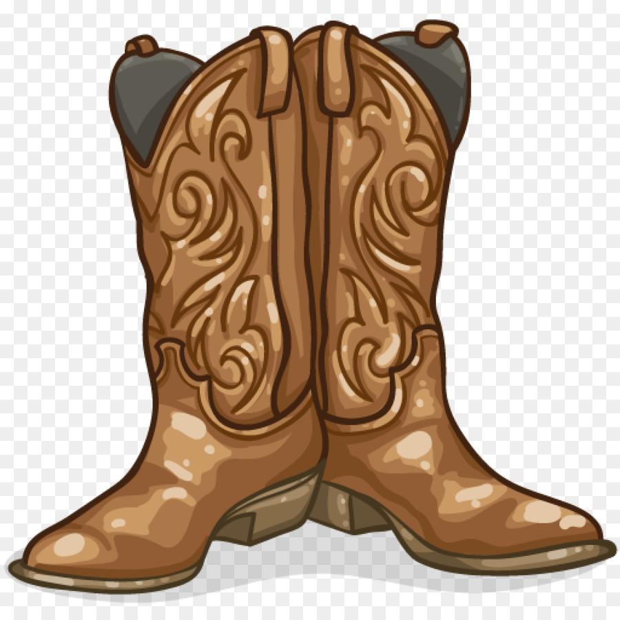 Cowboy clip art boots. Boot clipart boat shoe