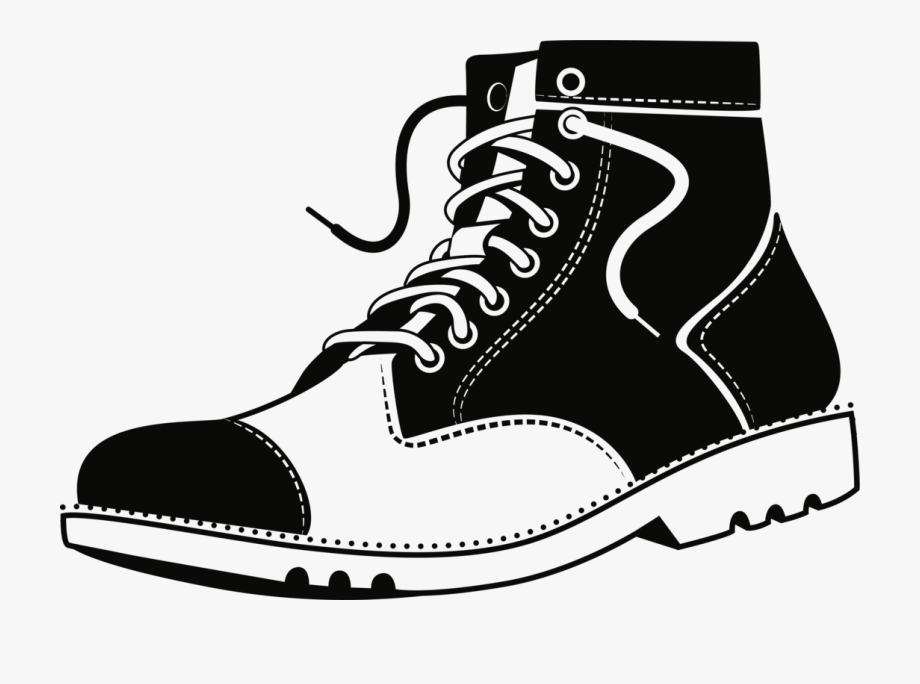 Shoes favicon cliparts cartoons. Boot clipart boat shoe