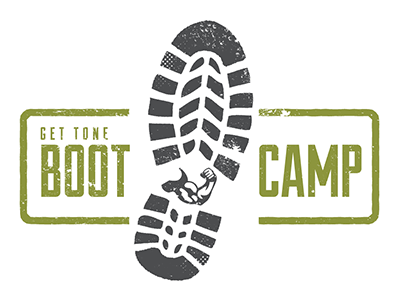 Boot clipart camping. Get tone camp workout