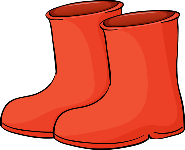 Getting The Boot Clipart