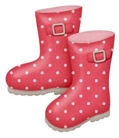 Boots clipart girl boot. Rain weather clip art