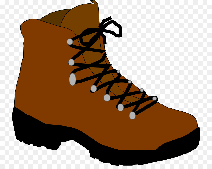 Hiking boot Camping Clip art