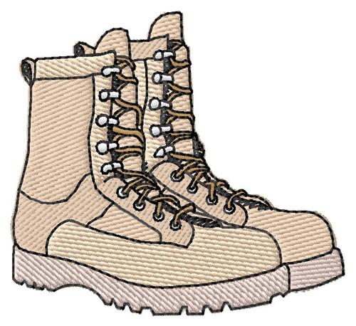 Combat Boot Drawing at GetDrawings