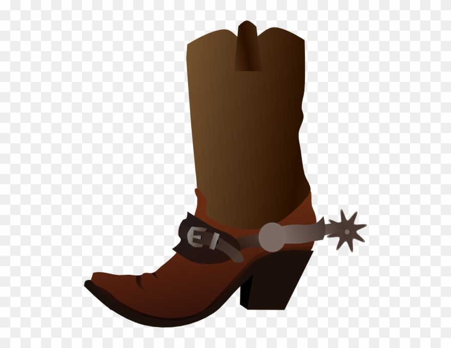 Clip art and hat. Boot clipart cowboy boot
