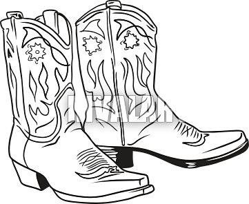best rival art. Boots clipart drawing