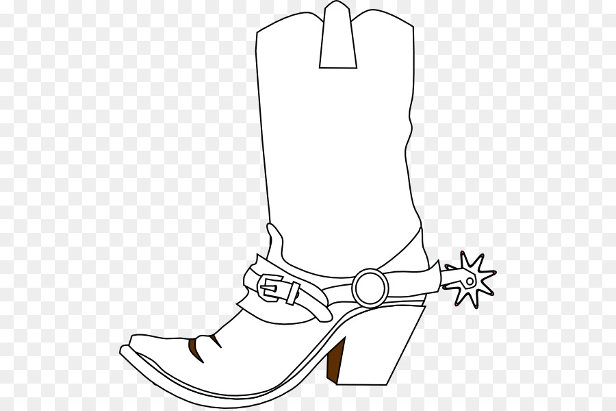 Boots clipart drawing. Hat n cowboy boot