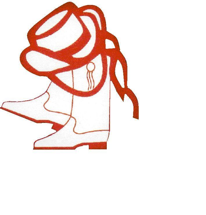 Boots clip art check. Boot clipart drill team