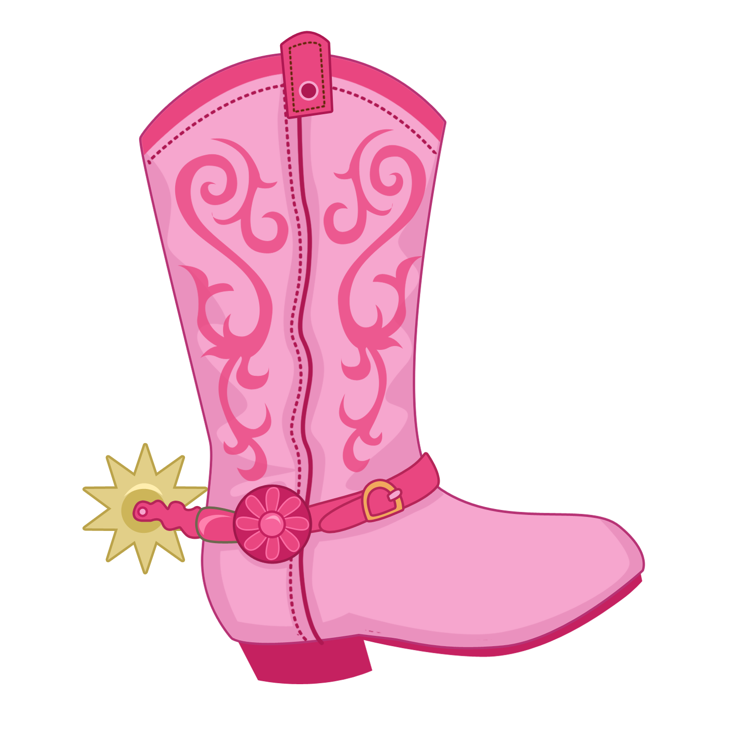 Cowgirl clipart brown cowboy boot. Photo by daniellemoraesfalcao minus