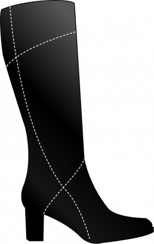 Boot clipart girl boot. Boots clipartfest clipartbarn