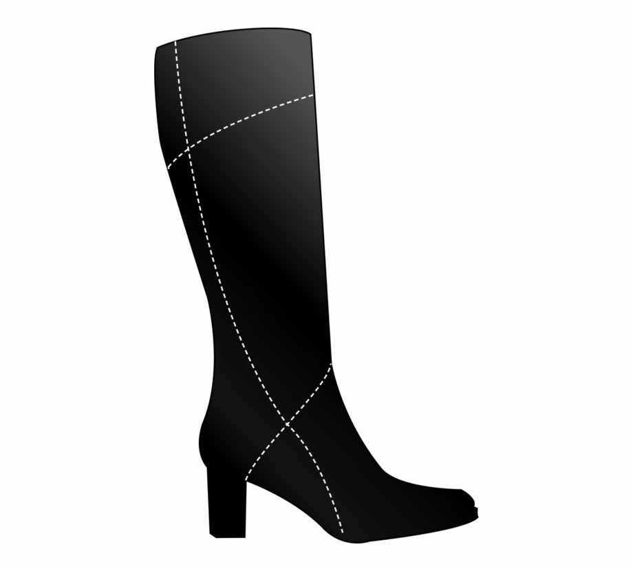 Cowboy shoe snow png. Boot clipart high boot