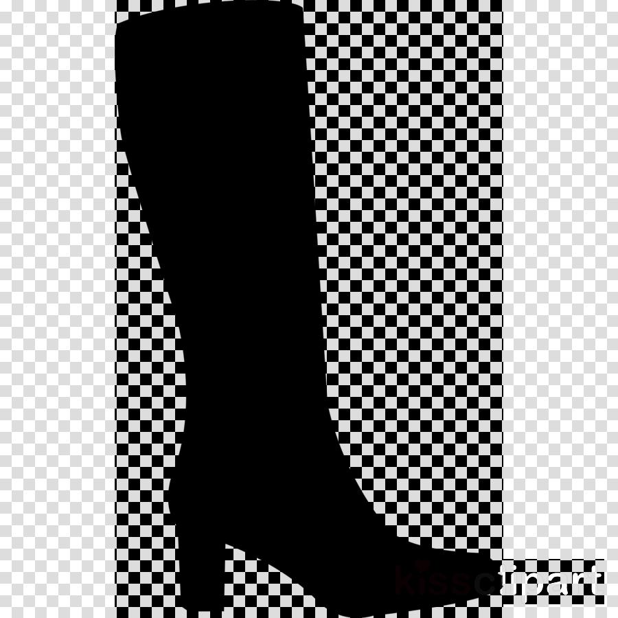 Heel heeled shoe clip. Boot clipart high boot