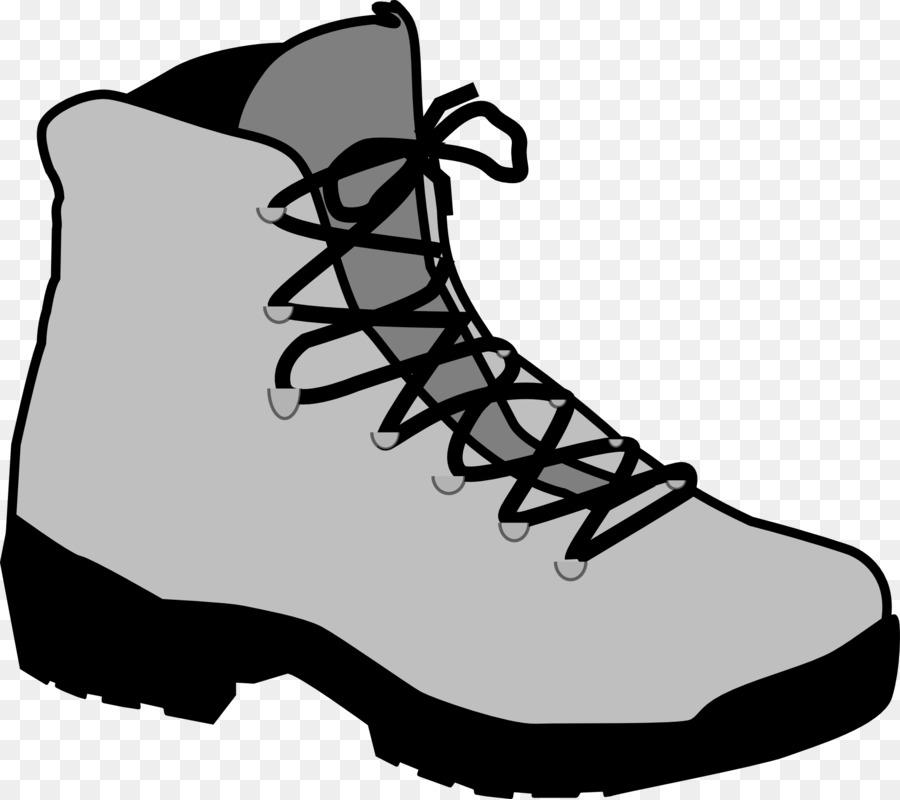 Boot clipart hiking. Clip art cartoon shoes