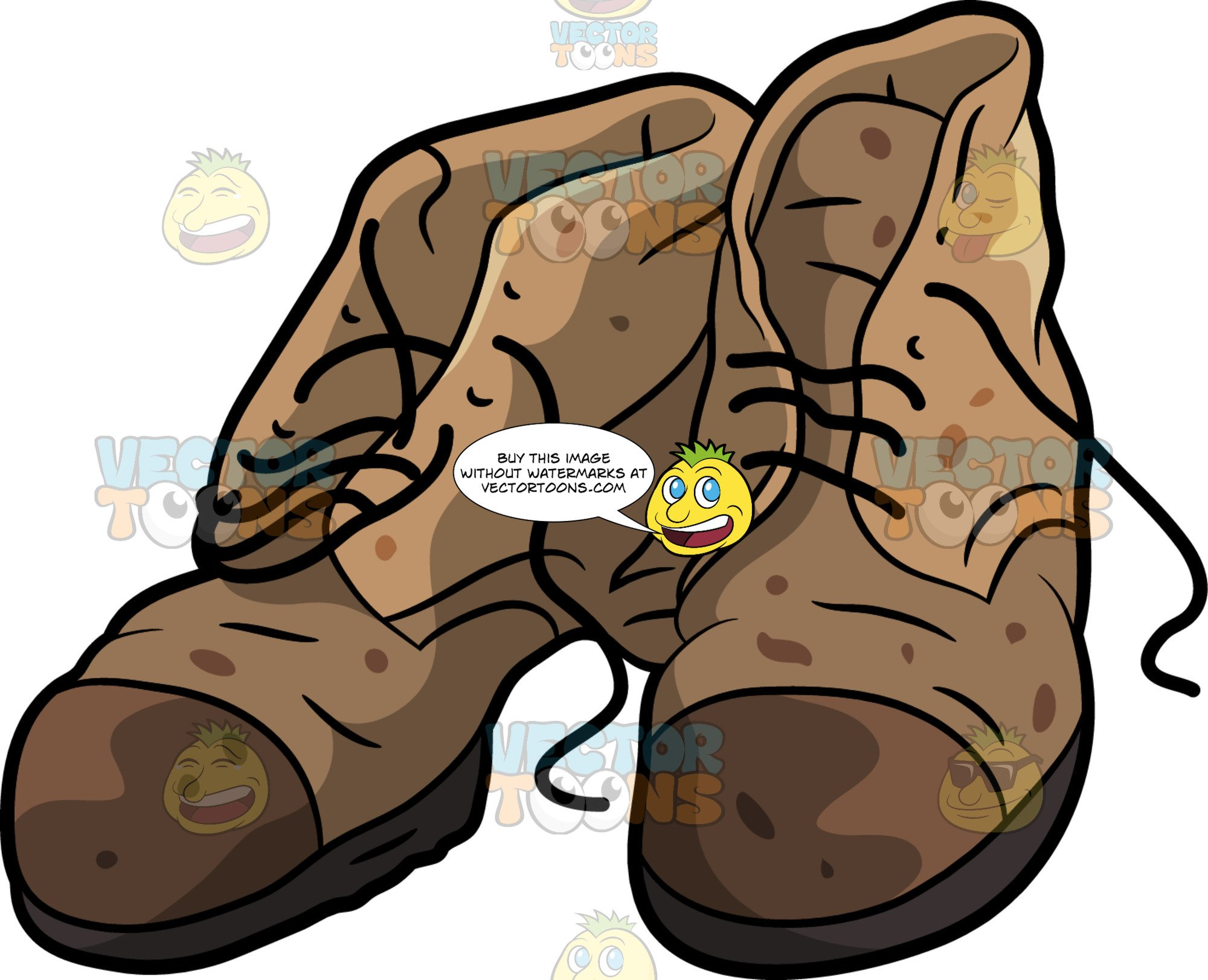 Boot clipart old boot. A pair of dress