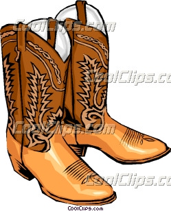 Boot clipart old boot. Cowboy boots clip art
