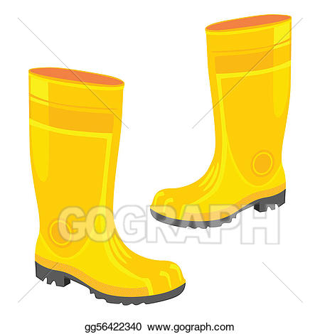 Boots clip art royalty. Boot clipart rubber boot