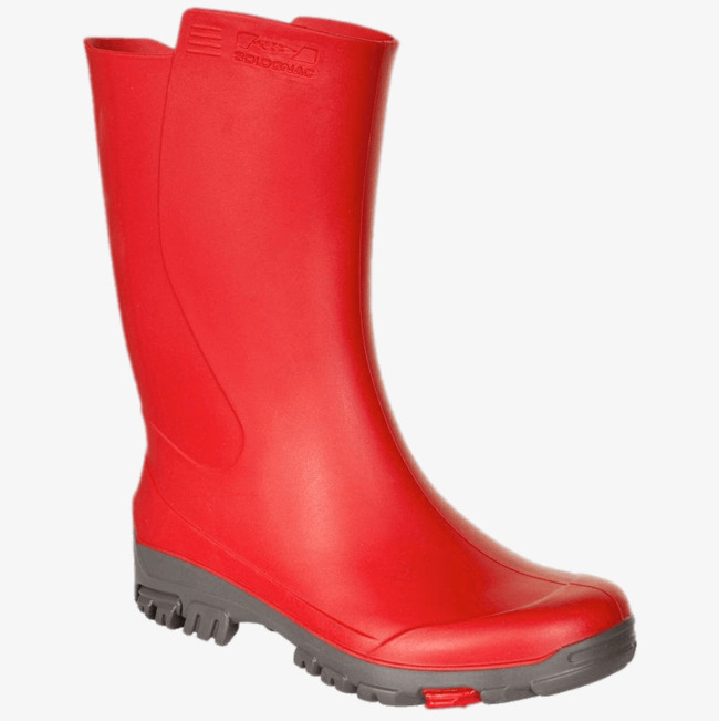 Boot clipart rubber boot. Red boots rainshoes shoes