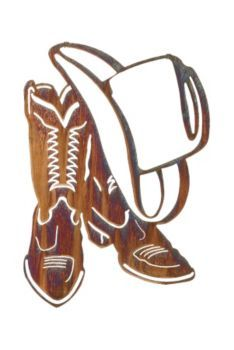 Clip art and hat. Boots clipart cowboy boot