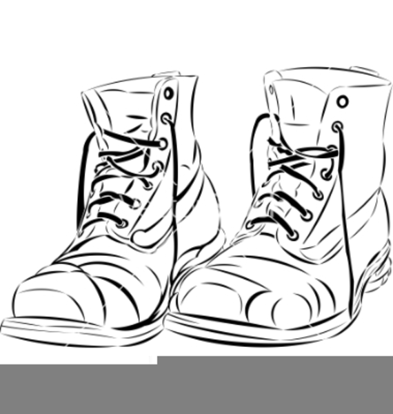 Boot clipart work boot. Old boots free images