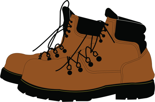 Boot clipart work boot. Boots clip art library