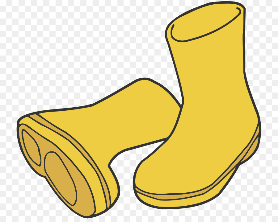 Boot clipart yellow boot. Background graphics line