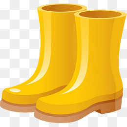 Boots png vectors psd. Boot clipart yellow boot