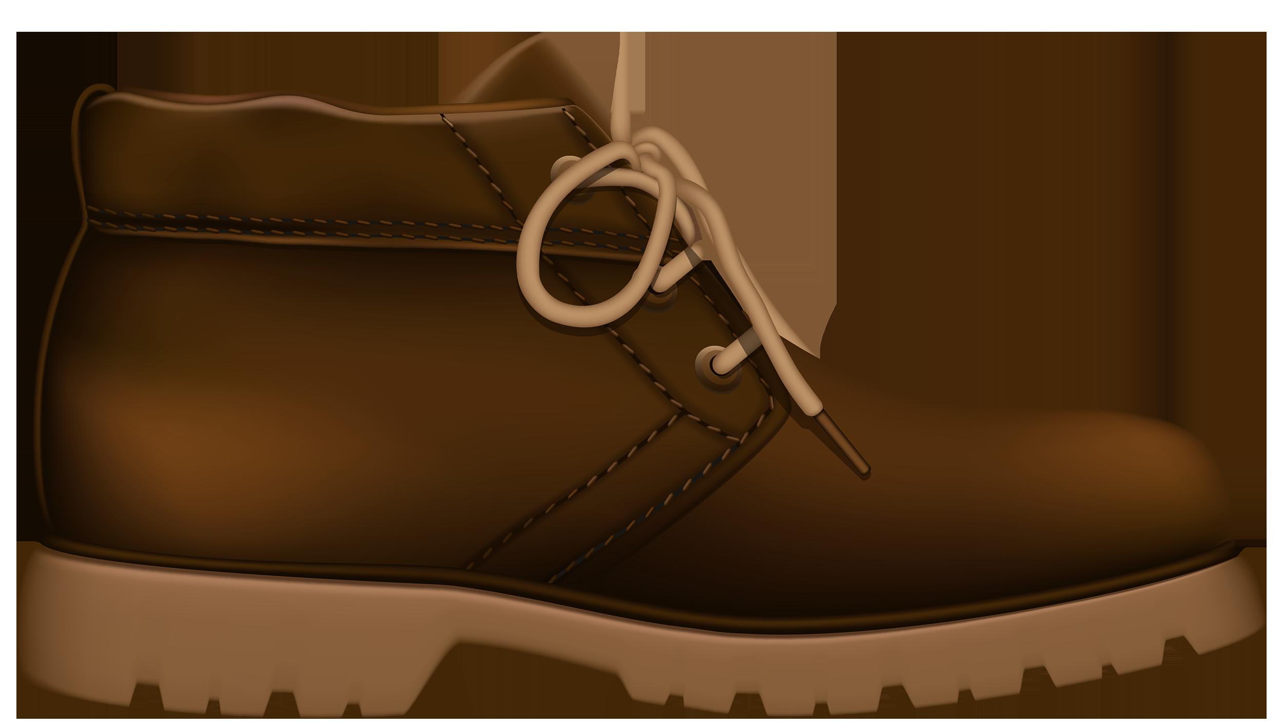 Clipart hat tourist. Brown shoe png best