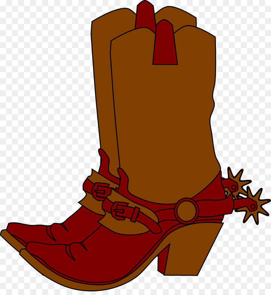 Boots clipart brown boot. Sheriff woody cowboy clip