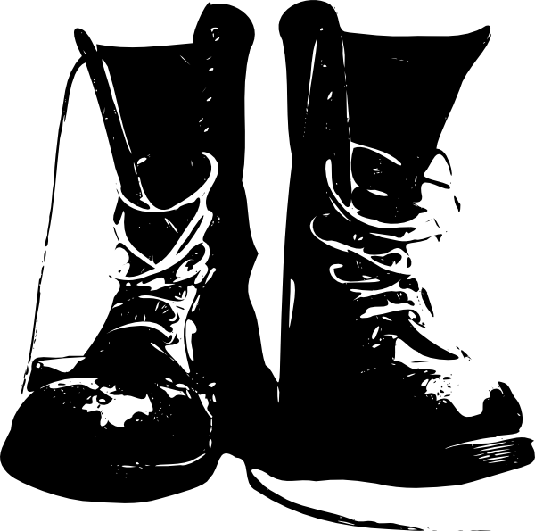 Families clipart shoe. Boots shoes clothing clip