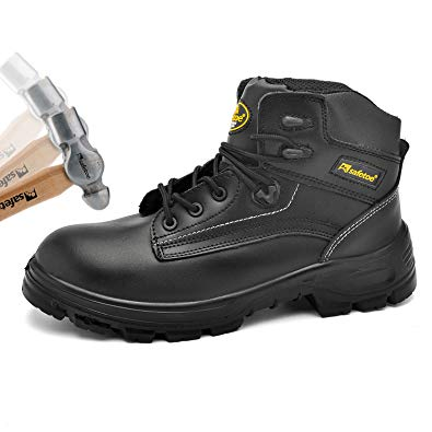 Boots clipart safety boot. Amazon com safetoe mens