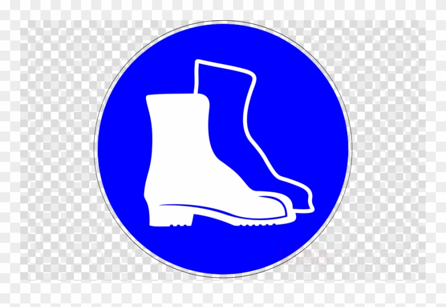 Boots clipart safety boot. Sign steel toe personal